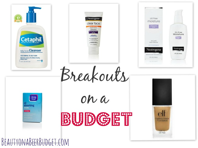 Breakouts on a Budget: 6 Tips for Dealing with Acne on the Cheap