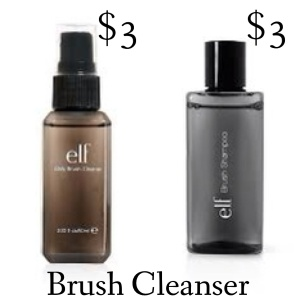 Brush Cleaner on a Budget