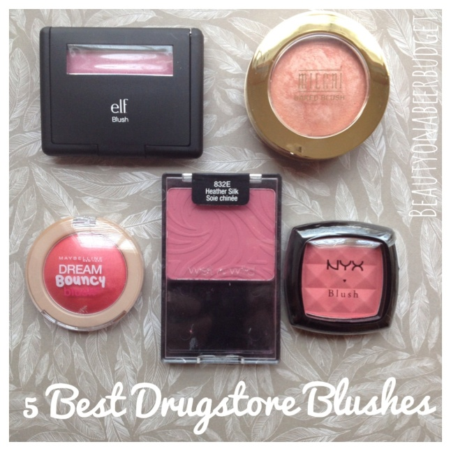 5 Favorite Drugstore Blushes: Worth the Hype?