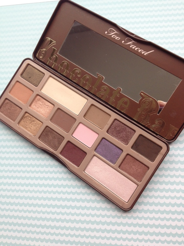 Too Face Chocolate Bar Palette