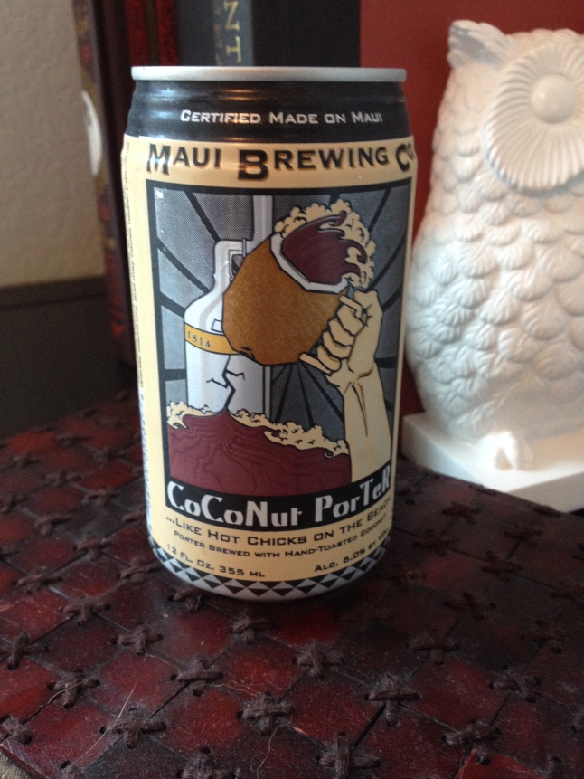 Maui Brewing Co. Coconut Porter