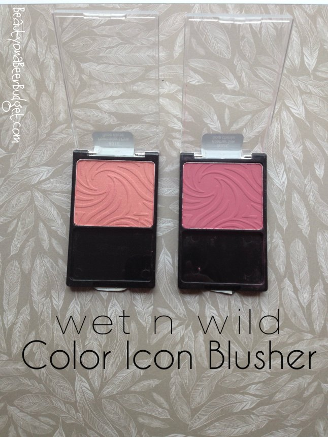 wetnwild blusher