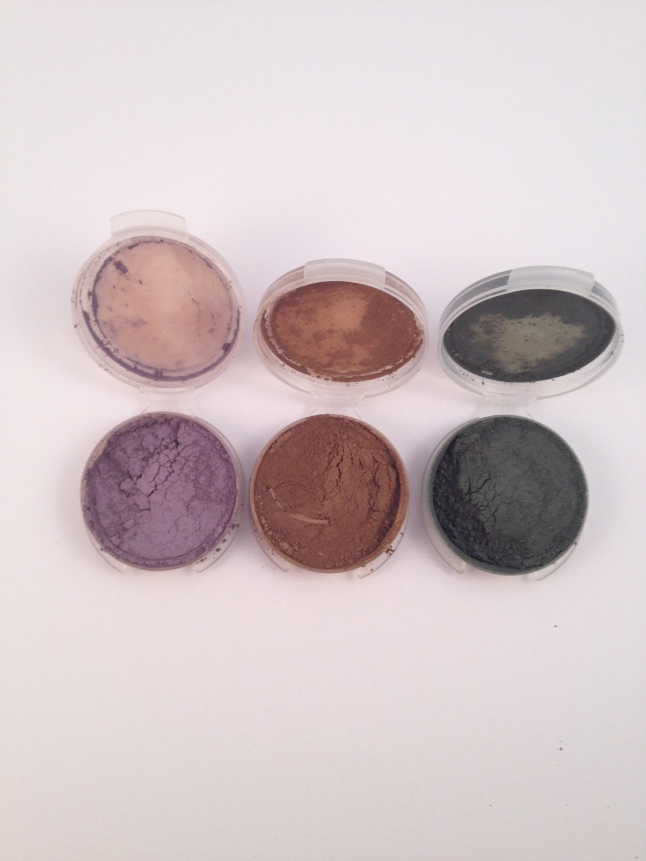 Innocent Twisted Alchemy Sept 2014 eye shadow