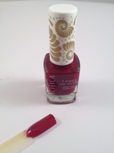 Pacifica 7 Free Red Red Wine Swatch
