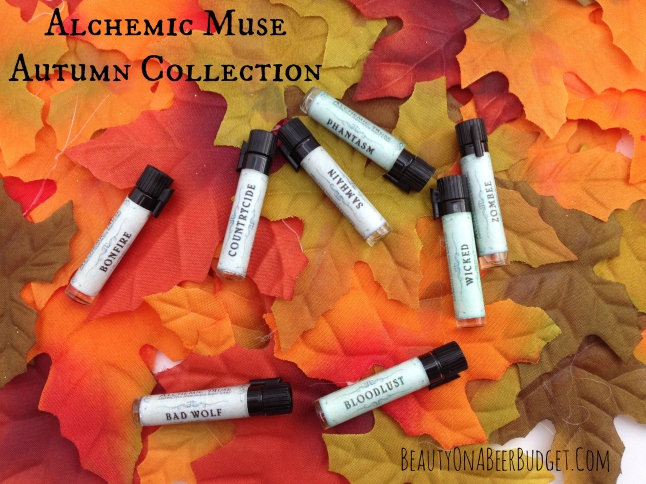 alchemic muse autumn collection