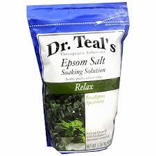 dr teals bath salt