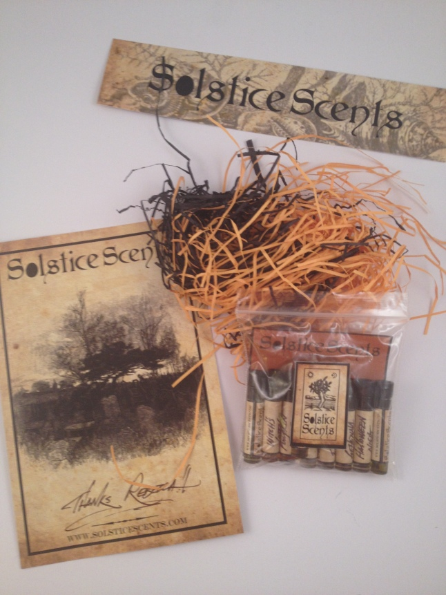 solstice scents autumn collection