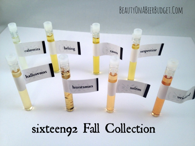 sixteen92 fall collection