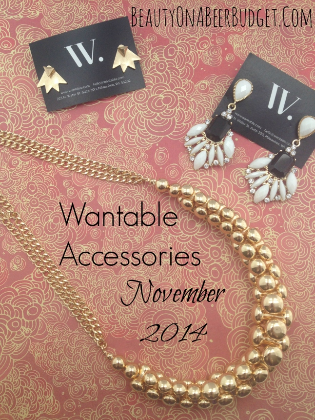 1wantable accessories november 2014
