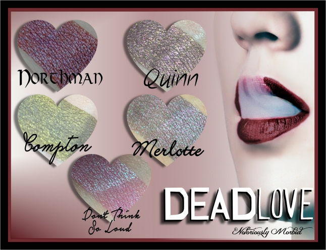 DeadLove Collection, image by Notoriously Morbid.