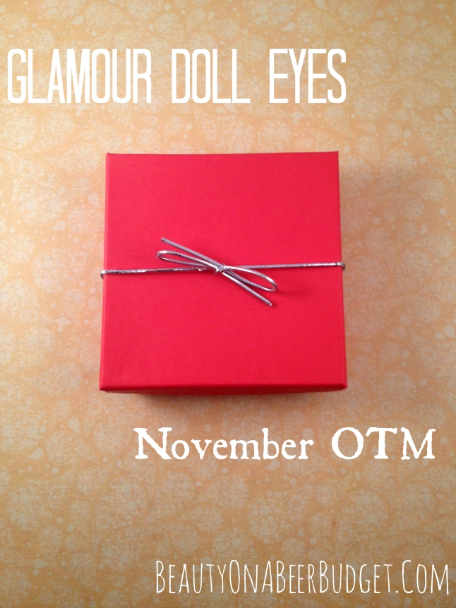 glamour doll eyes november otm