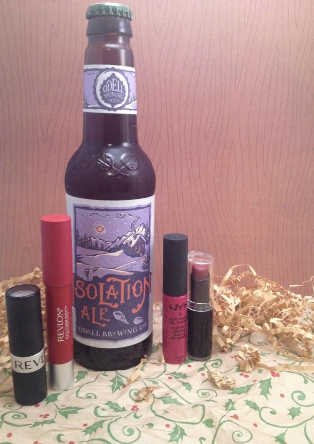 happy hour matte lipsticks