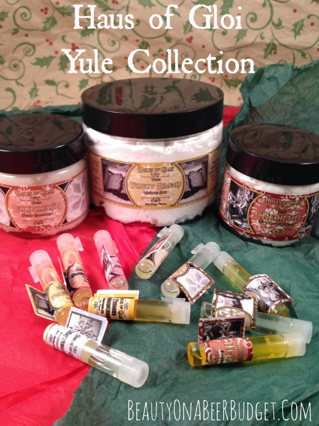haus of gloi yule collection