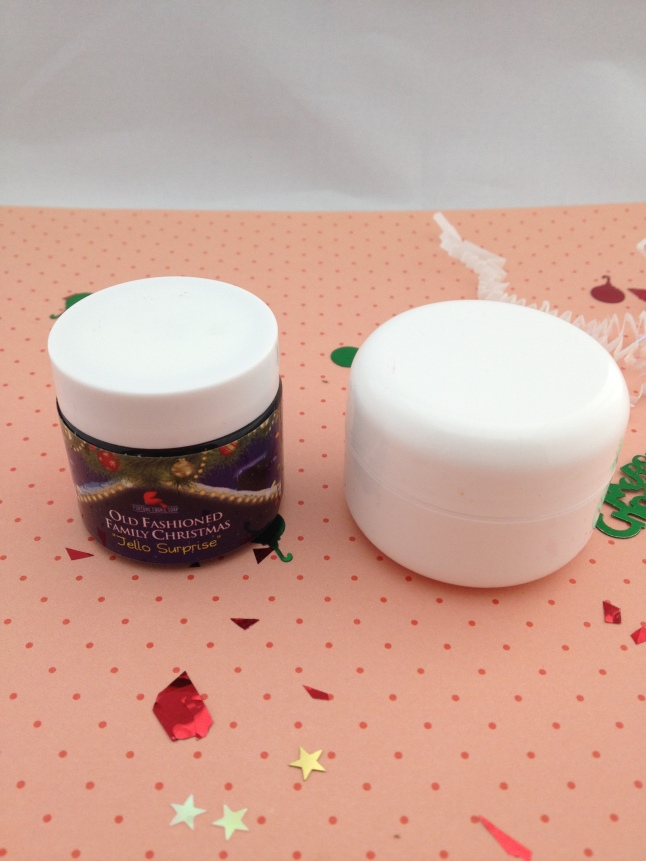 """Jello Surprise"" Whipped Cream and ""Christmas Bonus"" Deep Conditioner"