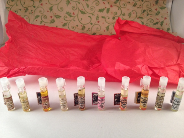 Haus of Gloi Yule Perfumes