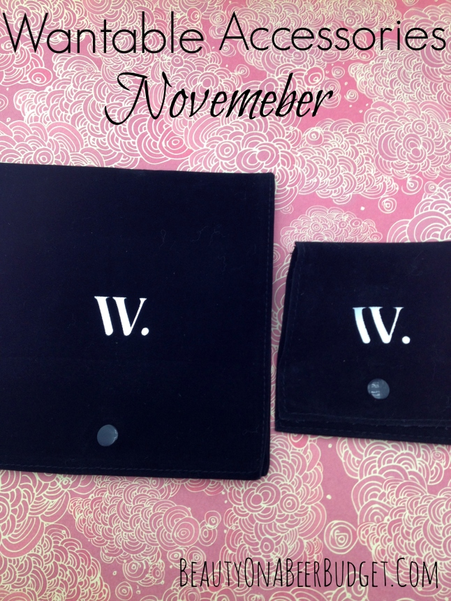 wantable accessories november 2014