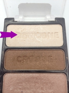 wet n wild walking on eggshells browbone color