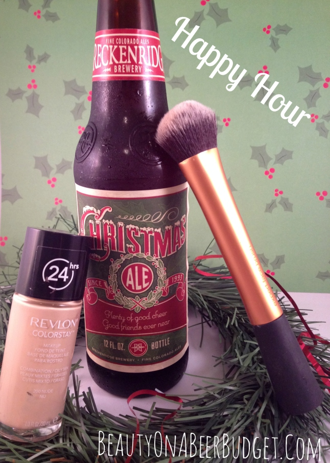 happy hour revlon colorstay foundation