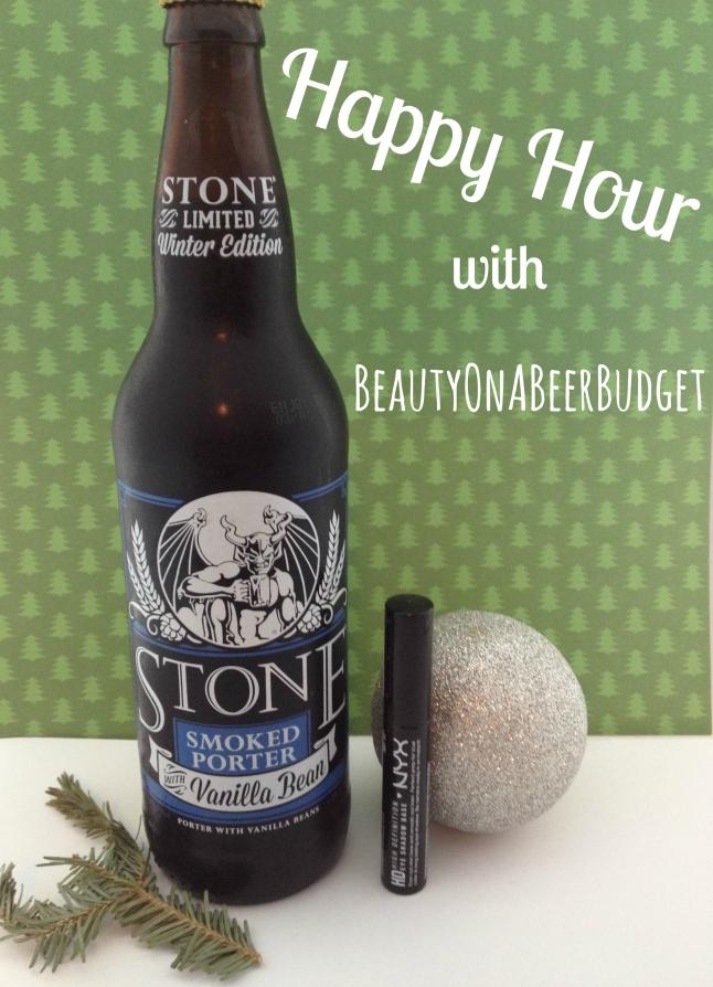 happy hour stone porter NYX HD primer