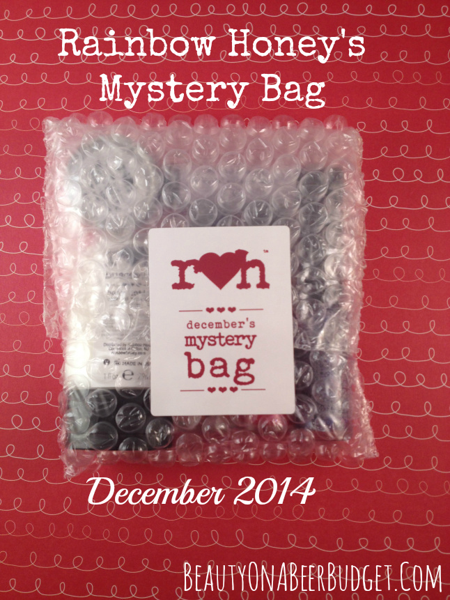 rainbow honey mystery bag december