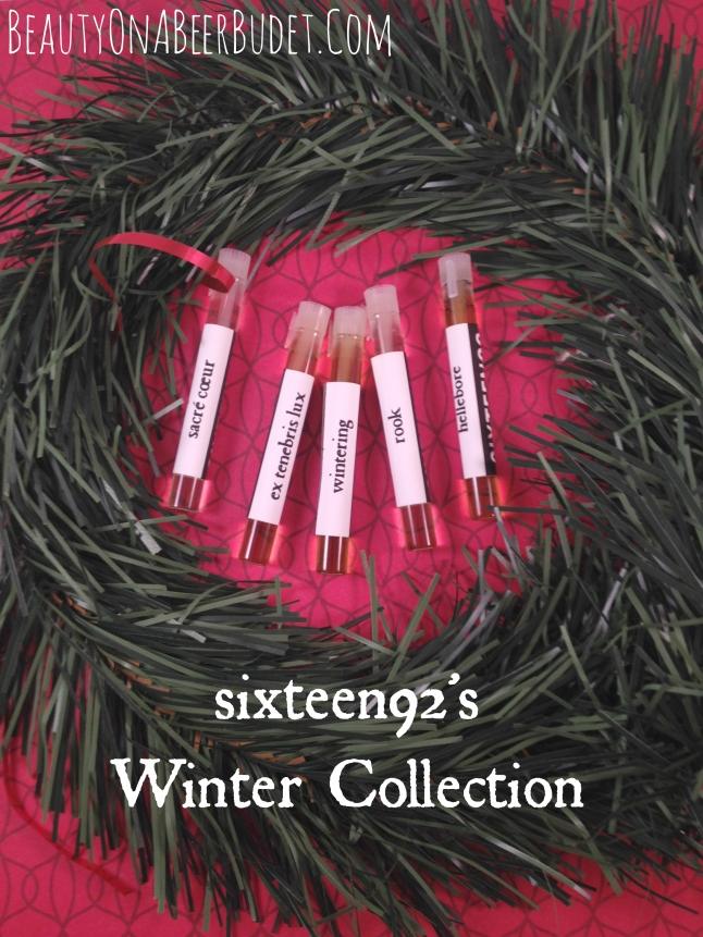 sixteen92 winter collection
