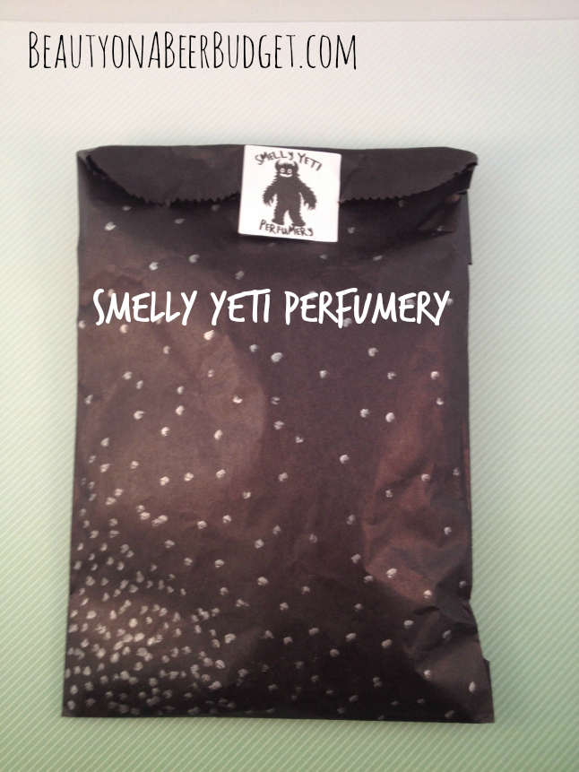 smelly yeti perfumery