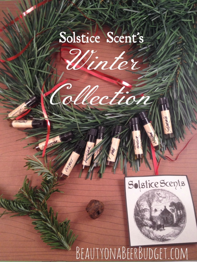 solstice scents winter collection