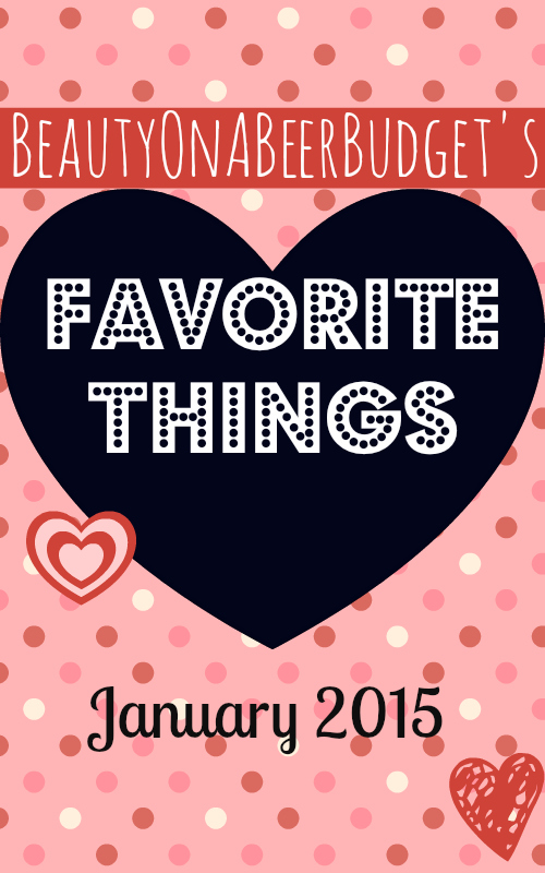 january 2015 favorite things