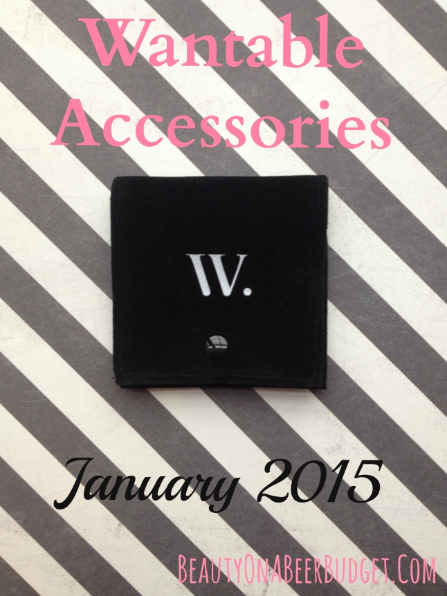 wantable accessories january