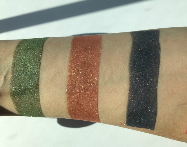 Aromaleigh Ephemera in the Sun