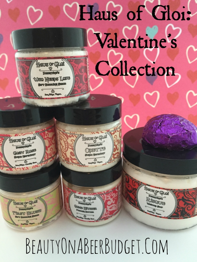 haus of gloi valentine's day collection