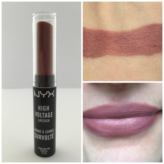 NYX Flutter Kiss Lipstick