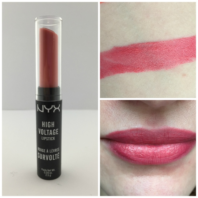 NYX High Voltage Rags to Riches