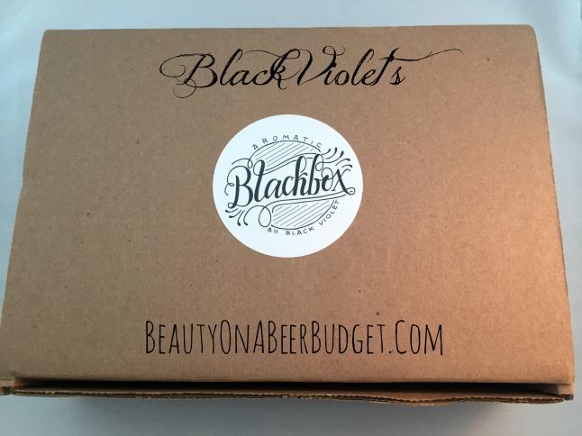 black violet blackbox