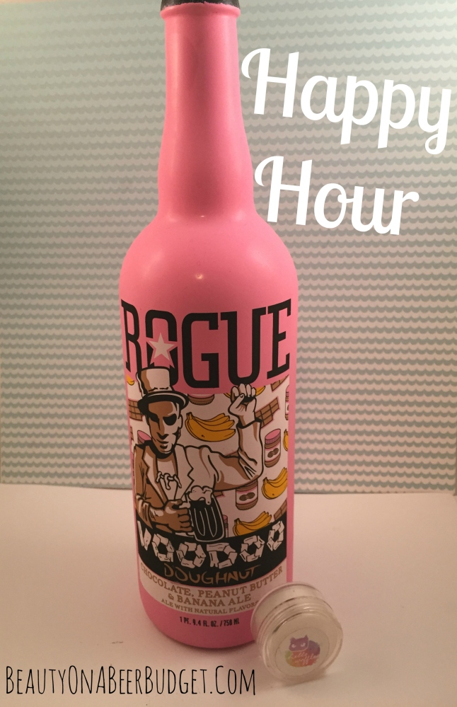 happy hour rogue voodoo doughtnut