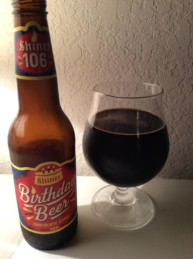 shiner birthday beer stout