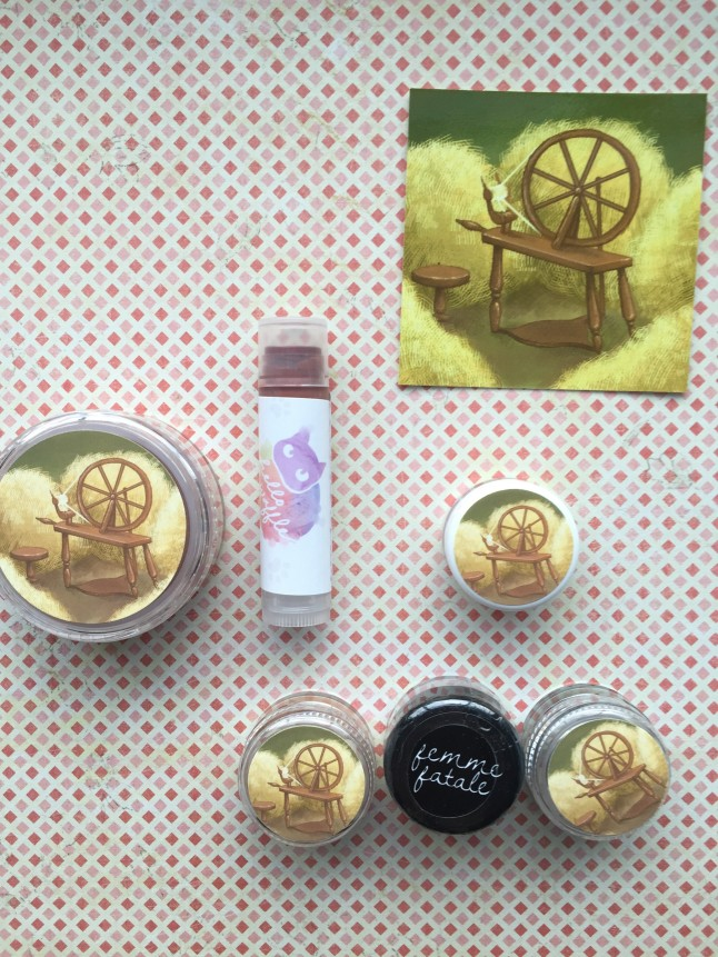 Hello Waffle March Visage Products