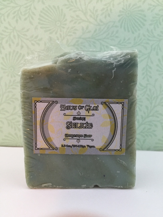 selkie bar soap