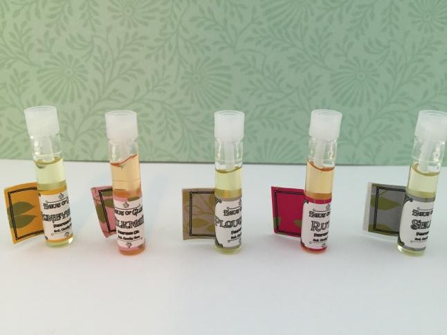 Haus of Gloi Spring Perfumes