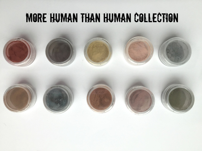 more human than human collection aromaleigh