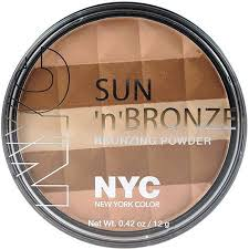 nyc sun and bronze