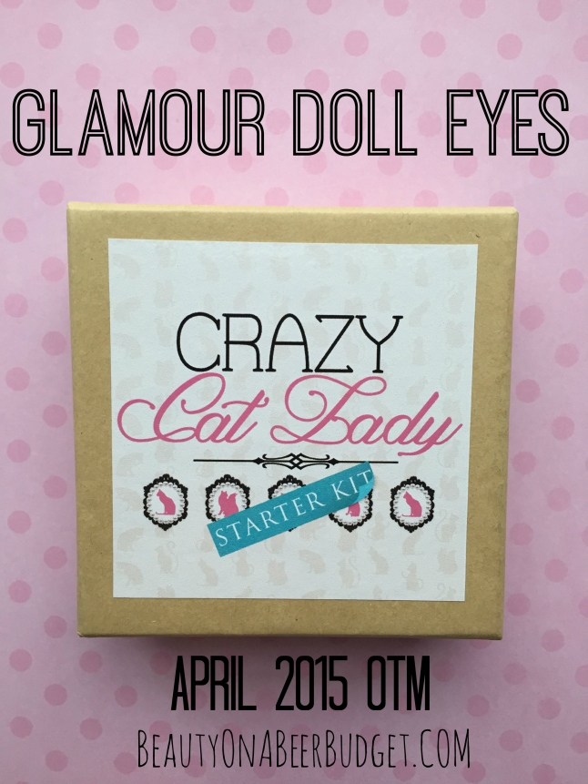 glamour doll eyes april OTM