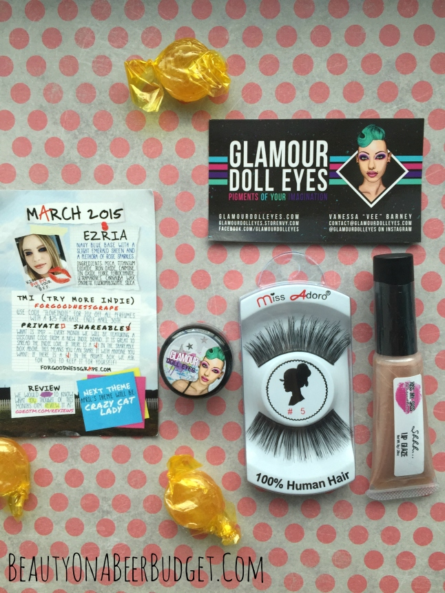 glamour doll eyes march otm