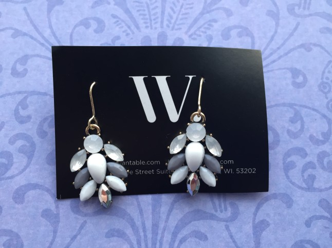 Candence Earrings Wantable Accessories