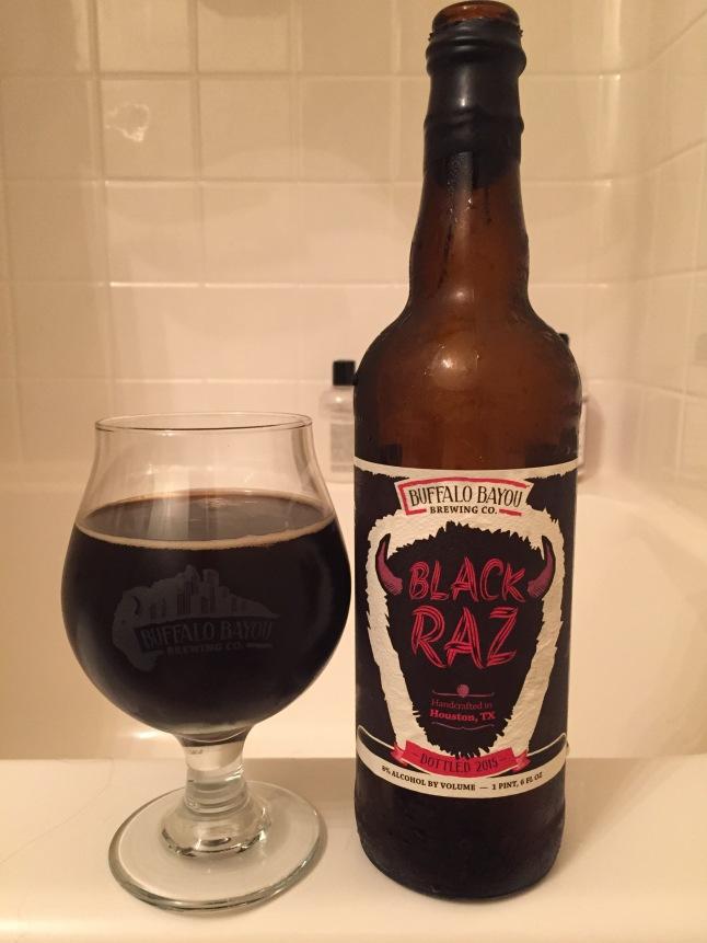 buffalo bayou black raz