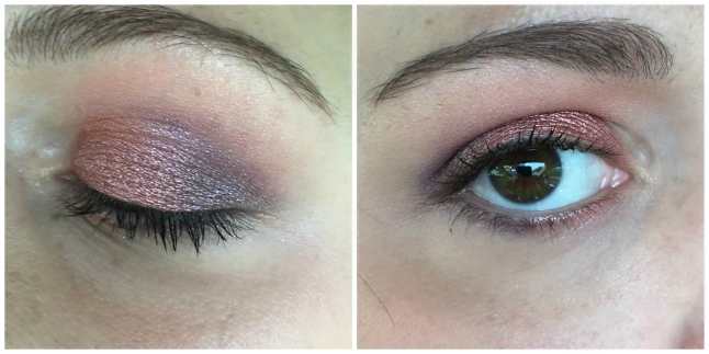 Aromaleigh Eye look