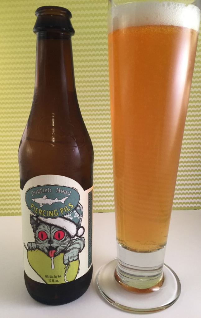 dogfish head piercing pils