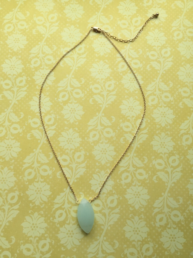 Sabrina Necklace Wantable