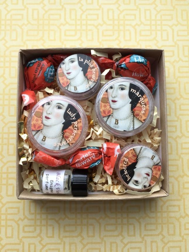 Aromaleigh May Ephemera Box