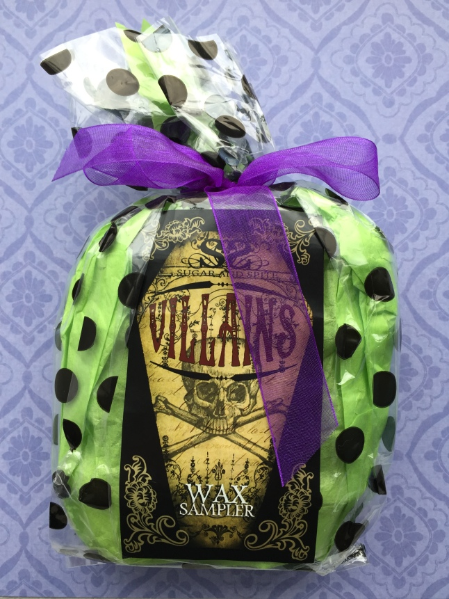 Sugar and Spite Villains Wax Tart
